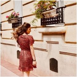 𝓢𝓾𝓷𝓭𝓪𝔂 🤍 #paris #sunday #shopping #flowerdress