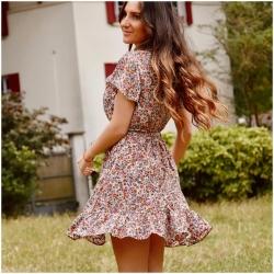 Rendez vous dans notre boutique parisienne 🤍robe Kelly disponible sur notre site internet www.knlparis.fr #sunday #flowerdress #summeriscomingsoon☀️🌞