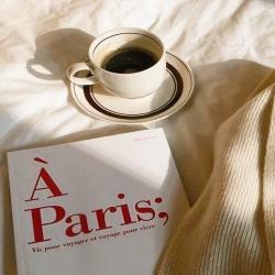 ☕️🥖📔 #morning
