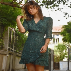 𝓦𝓮𝓮𝓴𝓮𝓷𝓭 𝓿𝓲𝓫𝓮𝓼 🧁🍭🍬 #dress #flowerdress #weekendvibes #parisienne